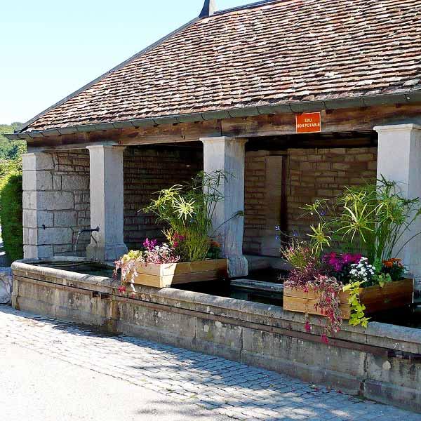 Tallenay village fleuri 06