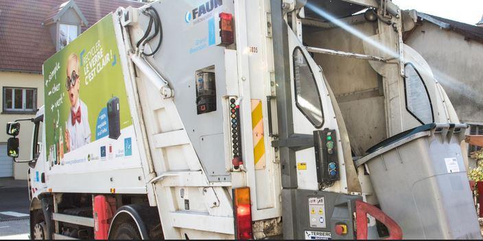 Calendrier de la collecte des déchets
