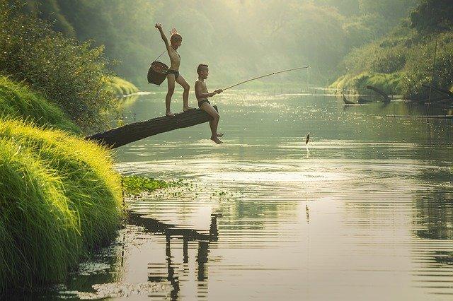 Exercice de la pêche en 2021