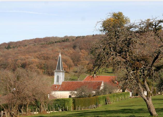 Donnons pour la restauration de l'église de Tallenay
