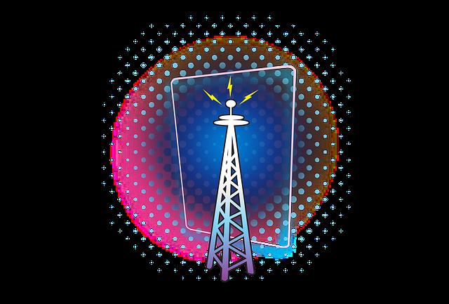 Antenne de téléphonie mobile